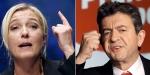 Besancenot,Mélenchon,Le Pen,Syrie,guerre,armes chimiques